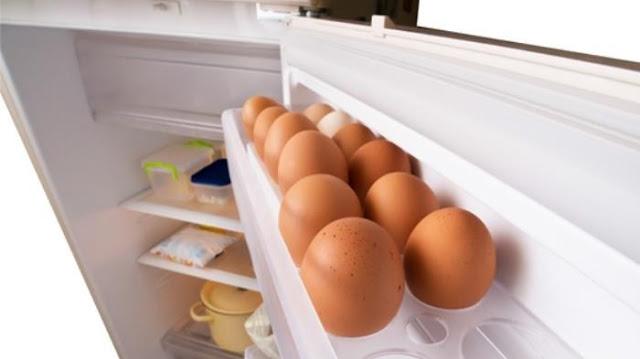 Apakah Telur Sebaiknya Disimpan di Kulkas Atau Tidak Ya ?