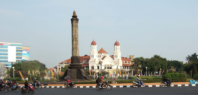 Hotel Semarang Adalah Salah Satu Nama Yang Ada Di Kota Ini Terletak Pusat Tepatnya Jalan Alun Nomor 12