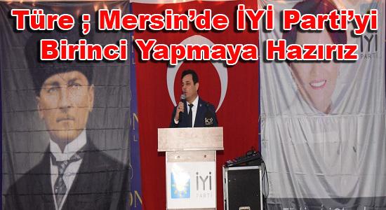 Mehmet Türe, Anamur İyi Parti, Anamur, Anamur Haberleri, Anamur Haber, Anamur Son Dakika,