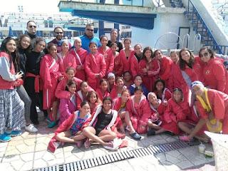 إنطلاق بطولة الأهلي التنشيطية الرابعة للسباحة وكرة الماء