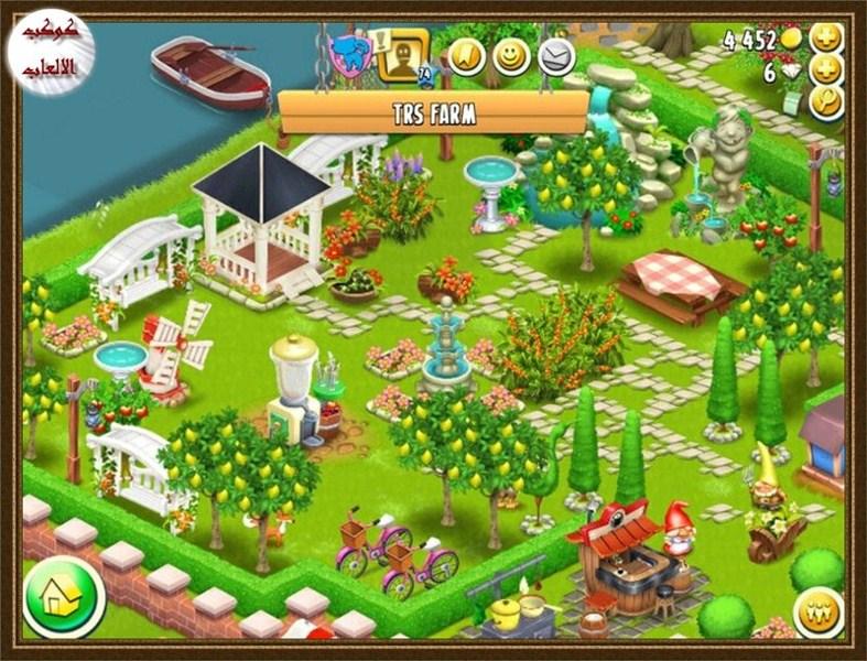 تحميل لعبة المزرعة السعيدة هاي داي برابط مباشر Hay Day