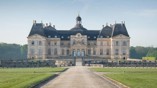 Castelo de Vaux-leVicomte