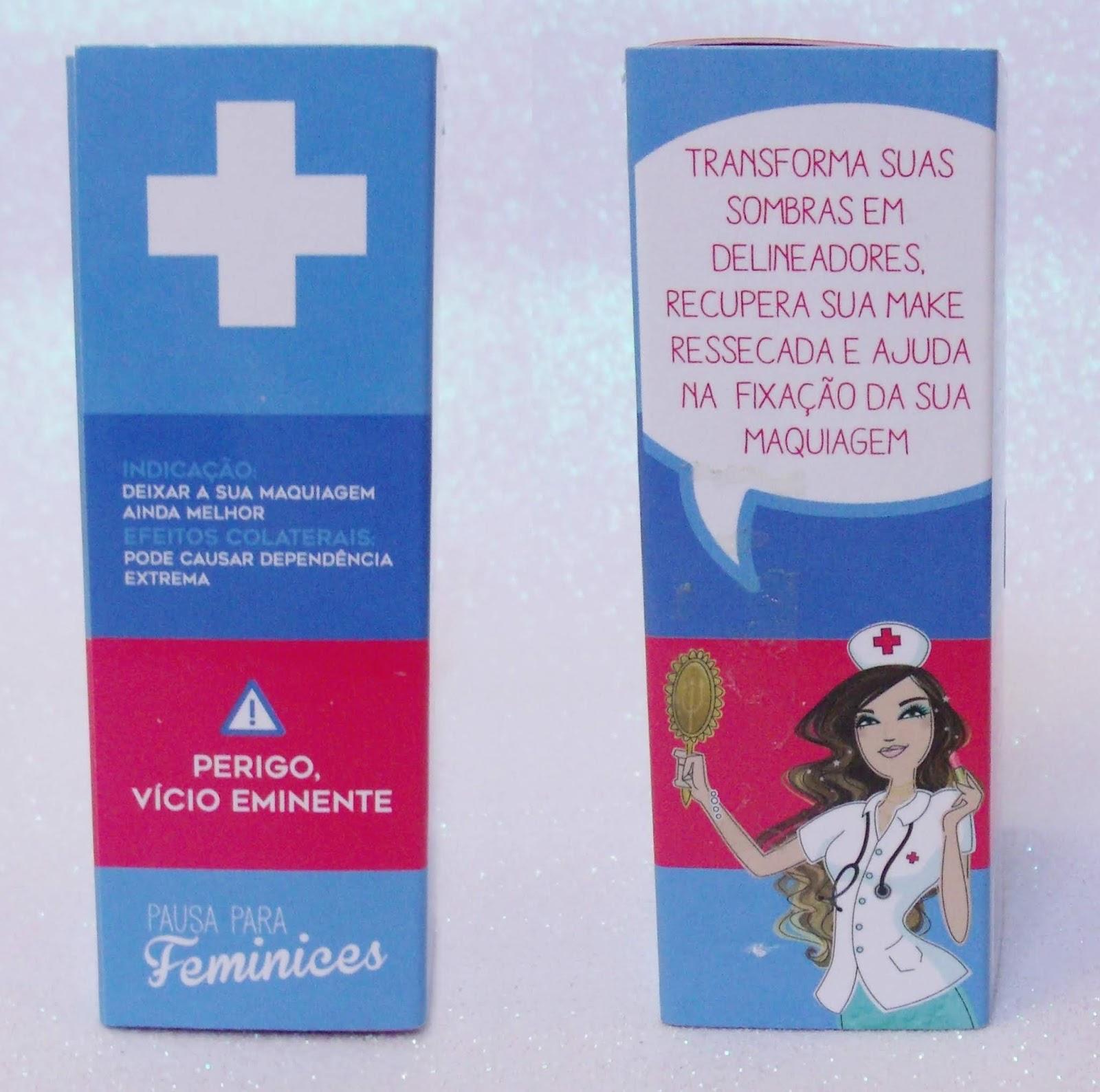 FUNCIONA MESMO:SOS MAKE UP O RECUPERADOR DE MAQUIAGEM DO PAUSA PARA FEMINICES.