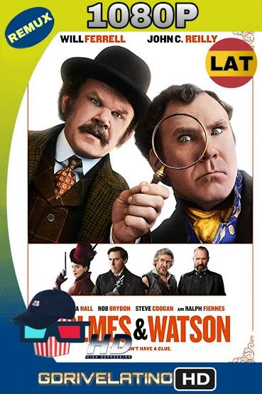 Holmes and Watson (2018) BDRemux 1080p Latino-Ingles MKV