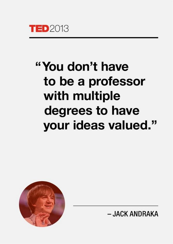TED2013 Quotables