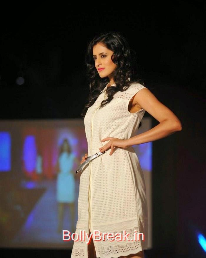 109F Spring / Summer 2015 Fashion Show, Pooja Bedi Hot Images At 109F Spring / Summer 2015 Fashion Show