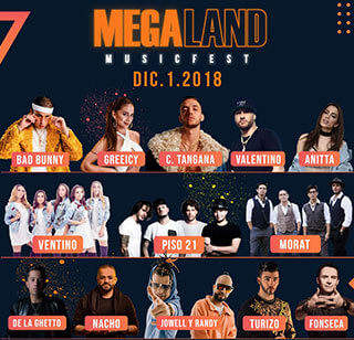 CARTEL Festival MEGALAND 2018