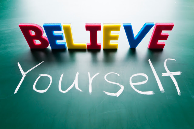 Improve Your Self-Confidence.