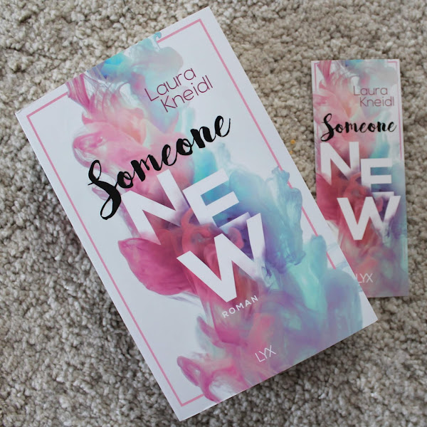 [Rezension] Laura Kneidl - Someone New*