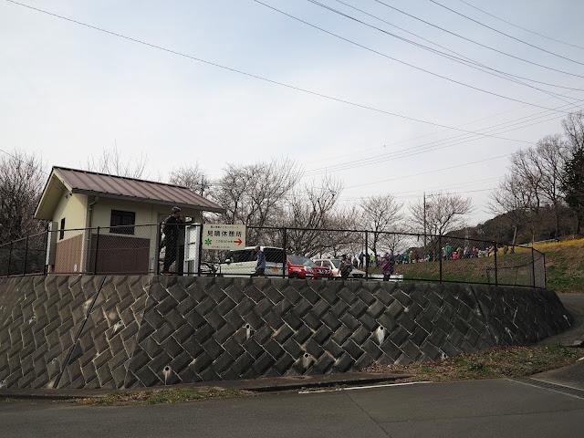 篠窪 富士見塚駐車場