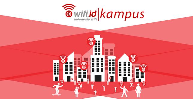 Akun wifi id Kampus Gratis Agustus - Oktober [Update 2019]