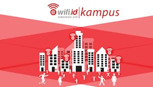 Akun wifi id Kampus Gratis Februari - Maret (Update 2019)