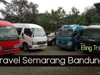 Travel Semarang Bandung - Eling Trans