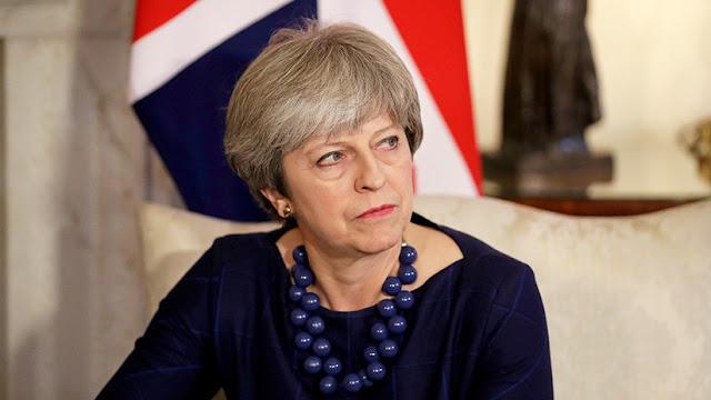 La Inteligencia británica frustra un atentado contra Theresa May