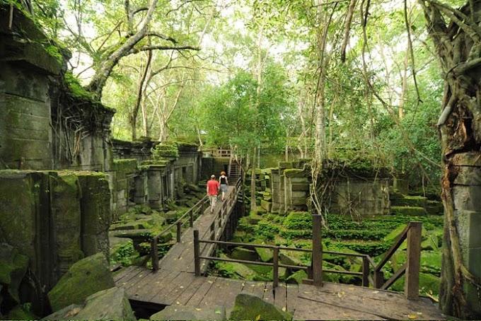 visite angkor en 3 jours