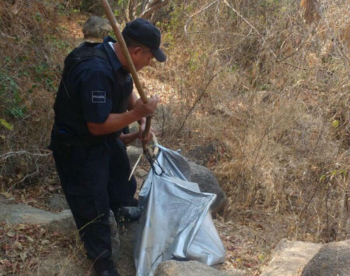 """Ejecutan a cinco hombres en bastión de """"El Tequilero"""", en Guerrero"""