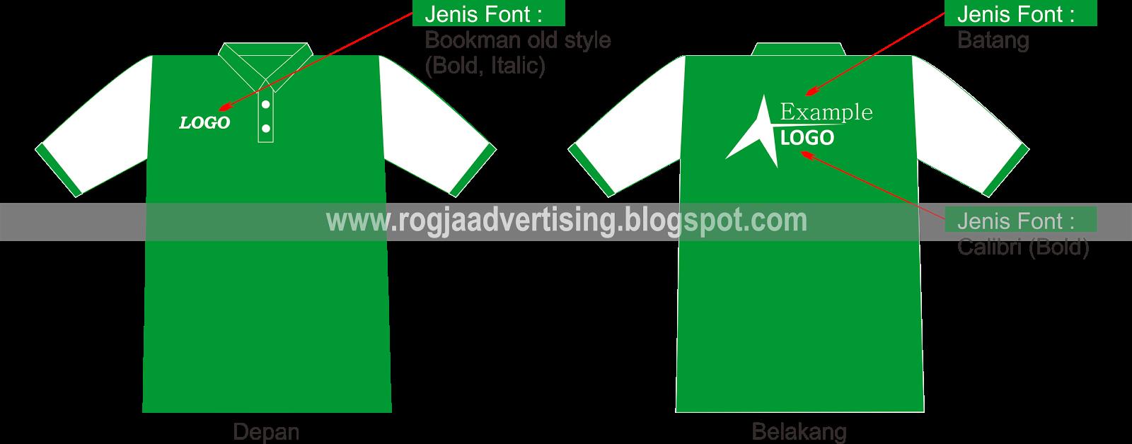 ROGJA Advertising: Buat Kaos Polo Di ROGJA AJA!!!