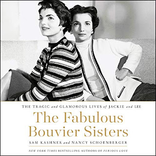 Audiobook of The Fabulous Bouvier Sisters: The Tragic and Glamorous Lives of Jackie and Lee by Sam Kashner and Nancy Schoenberger