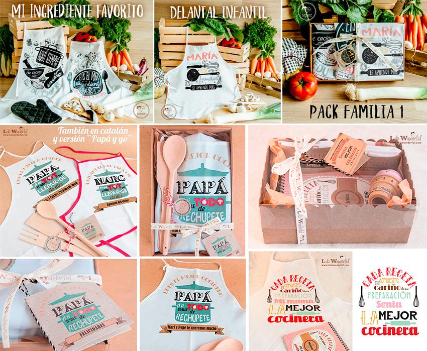 Lola Wonderful_Regalos personalizados y diseño para eventos: Packs ...