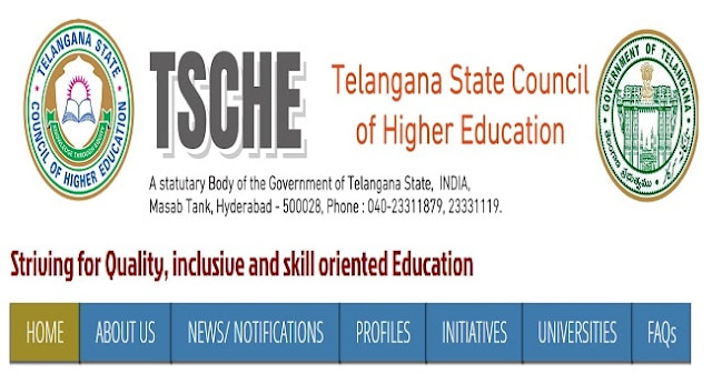 TSCHE, Online Student Verification Service, TSCHE Portal,www.tsstudentverification.org