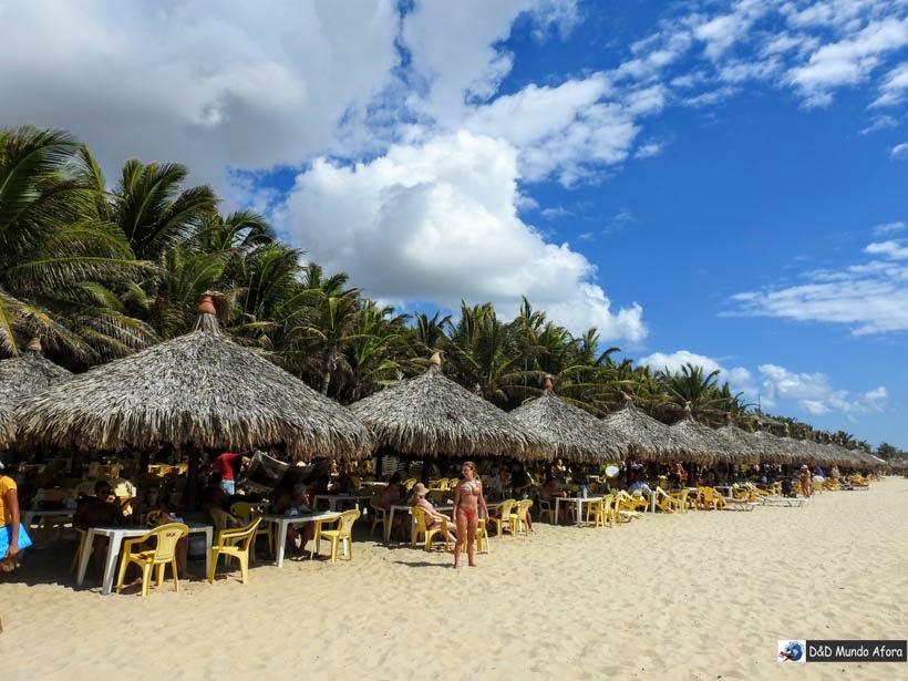 Praia do Futuro - O que fazer em Fortaleza (Ceará) - 58 atrações