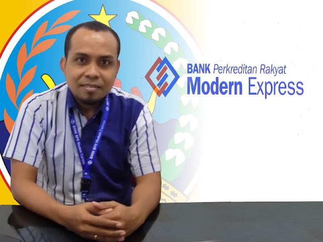 BPR Modern Express Hadir dengan Solusi Yang Tepat