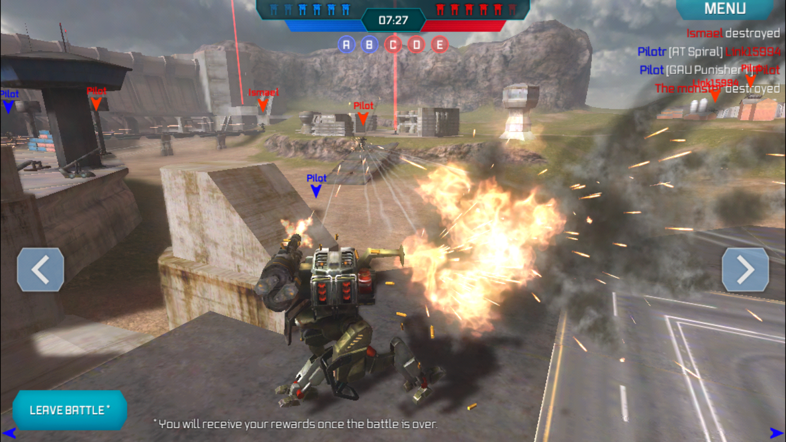 download walking war robots apk, walking war robots review, hd android game walking war robots