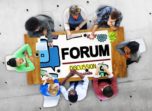 Blogging Forum 1