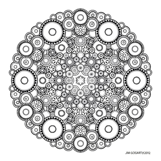 Image Result For Spiritual Mandalas To Color