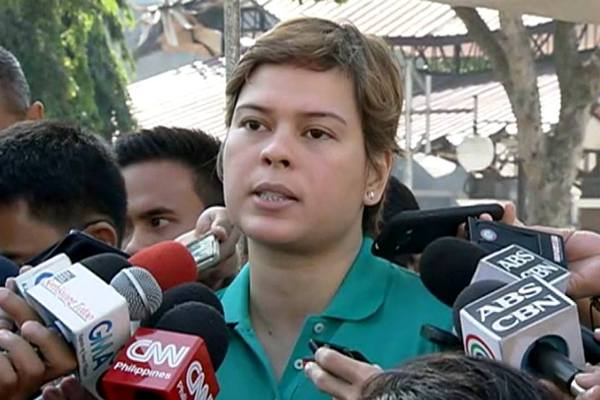 Mayor Sara Duterte lost her identical twins; only 1 of the triplets has hearbeat