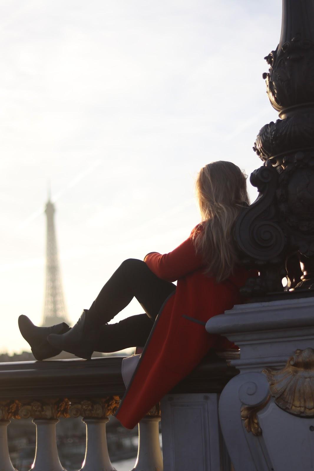Pont Alexandre III Bridge, Paris, France, KALANCHOE, Katie Heath