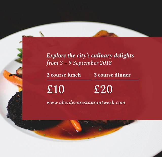 Aberdeen Restaurant Week