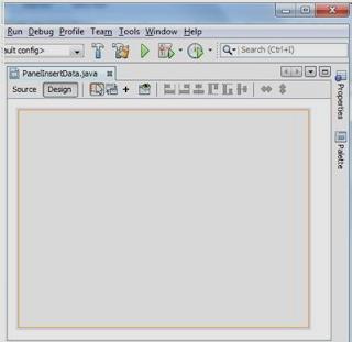 insert data ke database mysql dengan Netbeand