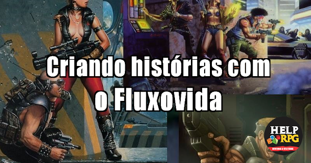 Novo utilitário no Help RPG - Fluxovida do Old Dragon