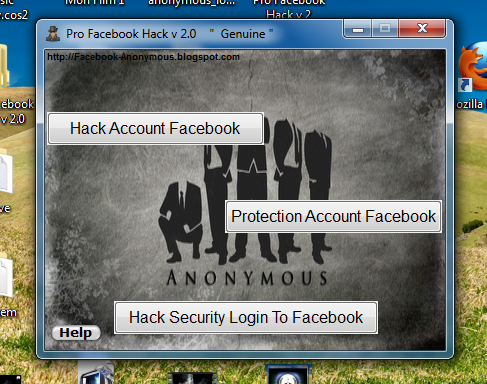 facebook hack software  for pc