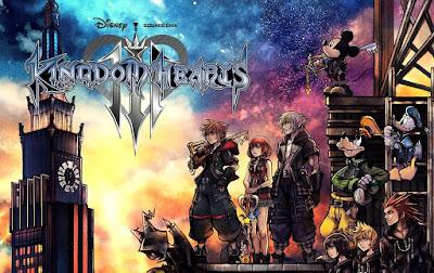 """Manga: Shiro Amano realizará la adaptación manga del juego """"Kingdom Hearts III"""""""