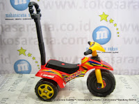 Ride-on Car SHP DMX Mad Power