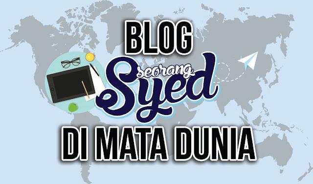 Blog Seorang Syed