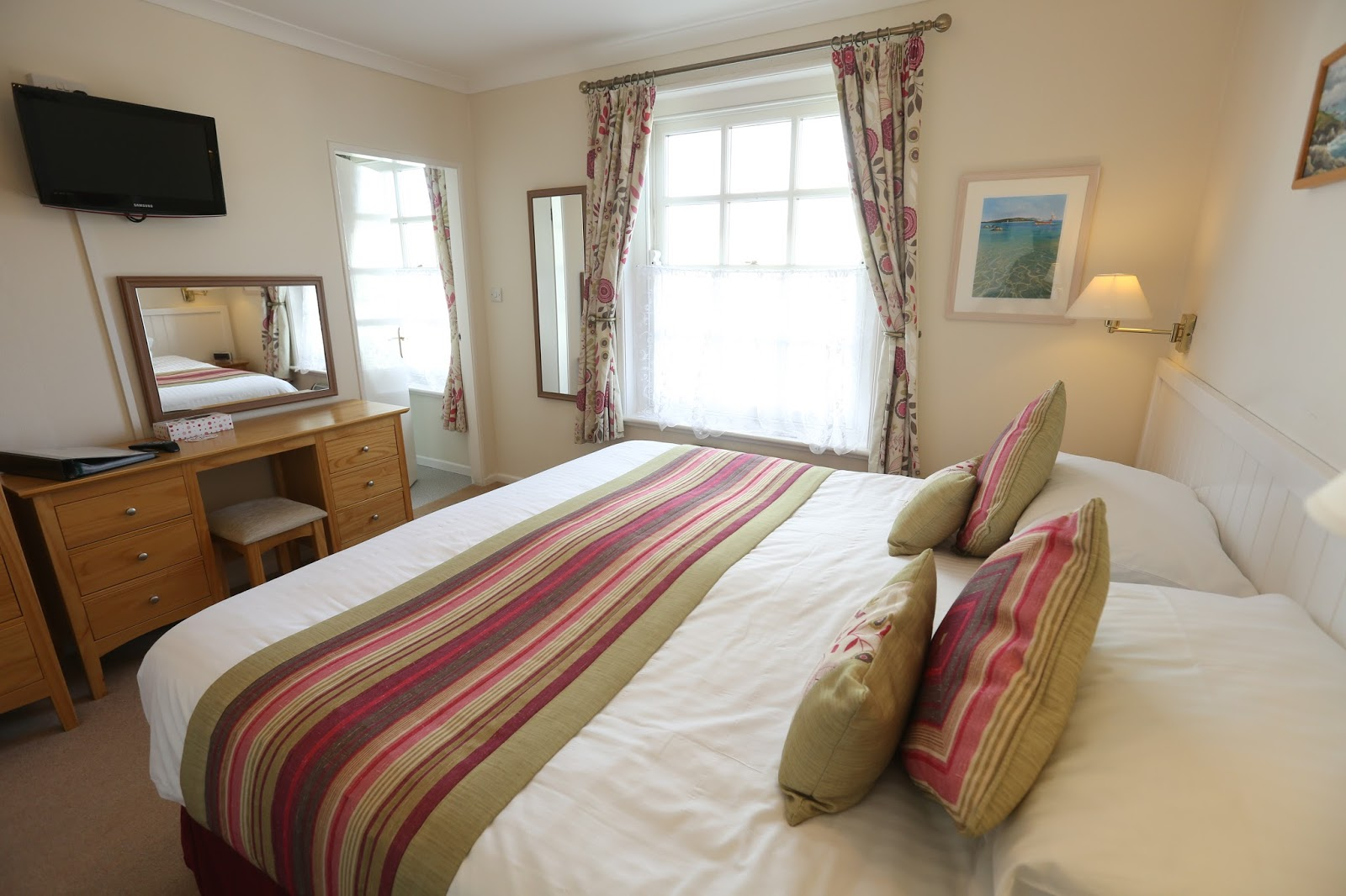 Rooms: Isles Of Scilly: 1st Floor