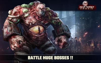 DEAD TARGET: Zombie screenshot 2