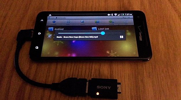 Cara Membuat Android Support USB OTG