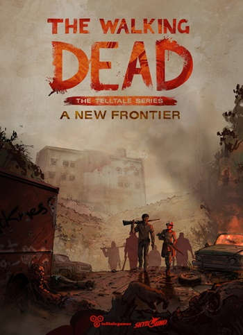 The Walking Dead: A New Frontier PC Full Español