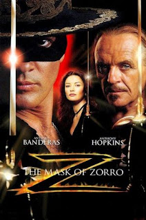 Download Film The Mask of Zorro (1998) BRRip 720p Subtitle Indonesia