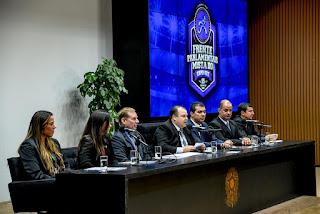 Frente Parlamentar Mista do Esporte é lançada na Câmara dos Deputados.