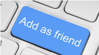 how can i add a friend on facebook