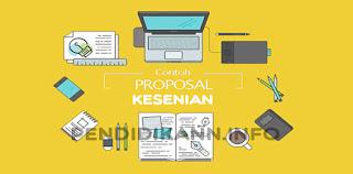 Contoh Proposal Pengadaan Alat Kesenian SD SMP SMA