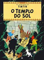 Tintin - O templo do Sol