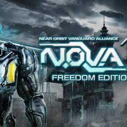 N.O.V.A. 3: Freedom Edition 1.0.1d Apk Mod Data Android