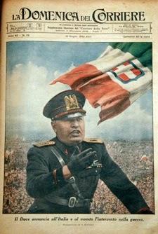 HISTORIA PARA NO DORMIR: 1940: Duelo en las cumbres; la