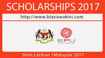 Skim Latihan 1Malaysia 2017